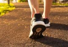 المشي لا يفيد في إنقاص الوزن!