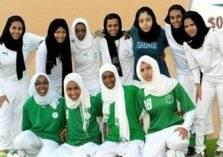 شاهد.. أول دوري نسائي لكرة القدم في السعودية