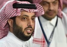 استقالة تركي آل الشيخ من رئاسة الأهلي المصري