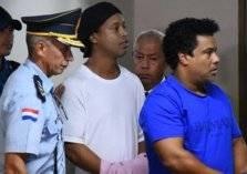 هل سيكمل رونالدينو هوايته ويلعب في بطولة السجن؟