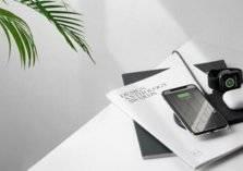 شاحن لاسلكي جديد يقتحم عالم الهواتف الذكية