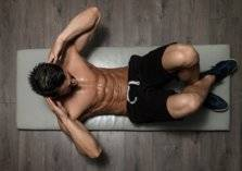 4 تمارين منزلية لبناء العضلات