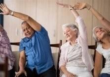 ما هو التمرين المناسب لكبار السن في فترة العزل؟