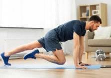 كم يجب أن تقضي من الوقت في ممارسة الرياضة المنزلية؟