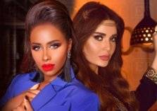 شاهد .. سيرين عبد النور تخطأ بحق داليا مبارك