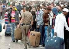 كم عدد الأجانب الذين سيغادرون السعودية في 2020؟