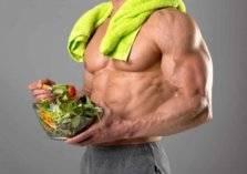 للنباتيين.. إليكم أفضل أنواع الأطعمة لبناء العضلات