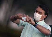 هذا أول شيء فعله رئيس البرازيل بعد تعافيه من كورونا (صور)