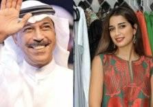 ابنة عبدالله الرويشد تخطف الأنظار بجمالها الخليجي