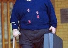 قاضي يعفو عن محتال بسبب وزنه الزائد!