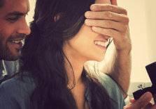 مفاجأة طلب زواج تتحول لكارثة