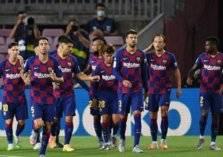 نادي برشلونة يتعهد بمساعدة الشعب اللبناني