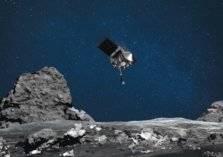 لأول مرة.. ناسا تهبط على سطح كويكب بينو (فيديو)