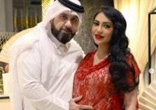 شاهد.. مفاجأة زوج فوز الشطي في يوم ميلادها