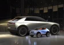 بالصور: أصغر سيارة كهربائية على الإطلاق من هيونداي