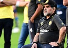 تدهور الحالة الصحية لـ مارادونا.. فماذا قال الطبيب؟