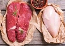 اللحم أم الدجاج.. ما الأفضل لصحة الإنسان؟