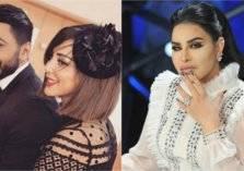 """""""أحلام"""" تتوسط لمنع طلاق تامر حسني"""