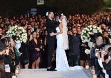 شاهد.. أول حفل زفاف يهودي في الإمارات