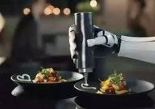 بكبسة زر.. روبوت ذكي يطهو الطعام ويغسل الصحون