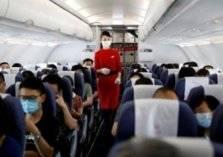 """شركة طيران تطلب من طواقمها ارتداء """"الحفاظات"""""""