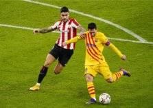 شاهد.. ميسي يسجل ثنائية عالمية وفوز ثمين لبرشلونة