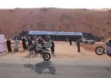 في السعودية.. مخيم صحراوي يحاكي كرم وأخلاق حاتم الطائي