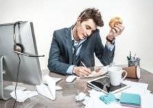 رجيم من غير رياضة لأصحاب العمل المكتبي