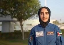 الإمارات ترسل أول امرأة عربية إلى الفضاء
