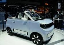 بالصور: أصغر سيارة كهربائية مكشوفة من جنرال موتورز