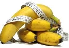 هل الموز مفيد لخسارة الوزن؟