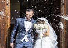"""في زمن كورونا.. """"شاهد"""" أغرب حفل زفاف في مصر"""