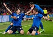 المنتخب الإيطالي يستعيد أمجادة الأوروبية ويحطم الرقم القياسي