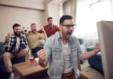 دراسات: مشاهدة مباريات كرة القدم تهلك القلب