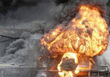 بالفيديو: انفجار عنيف يهز مدينة دبي.. ما القصة؟