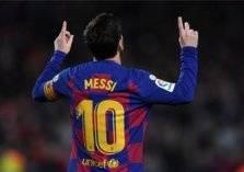 بعد رحيل ميسي.. من سيرتدي القميص الرقم 10 في برشلونة؟