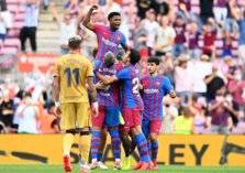 برشلونة تستعيد ذاكرة الانتصارات بالثلاثة
